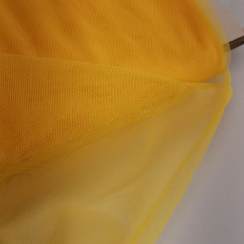 Soft Tull | Belle Yellow 150 cm | Poly Tulle Blush